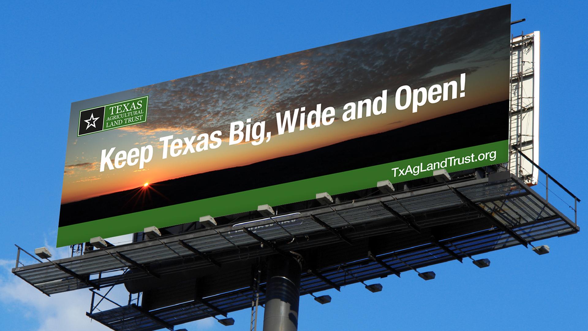TALT Billboard