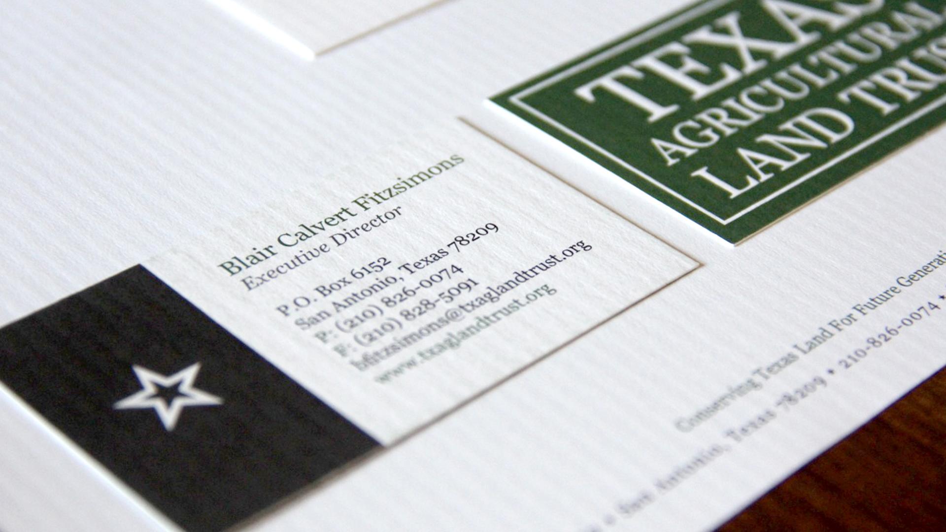 TALT Business Card