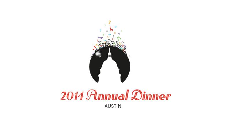 TXBF Annual Dinner Logo 2014