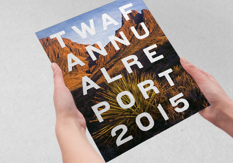 TWAF Annual Report