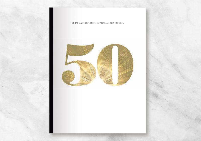 2015 Texas Bar Foundation Annual Report