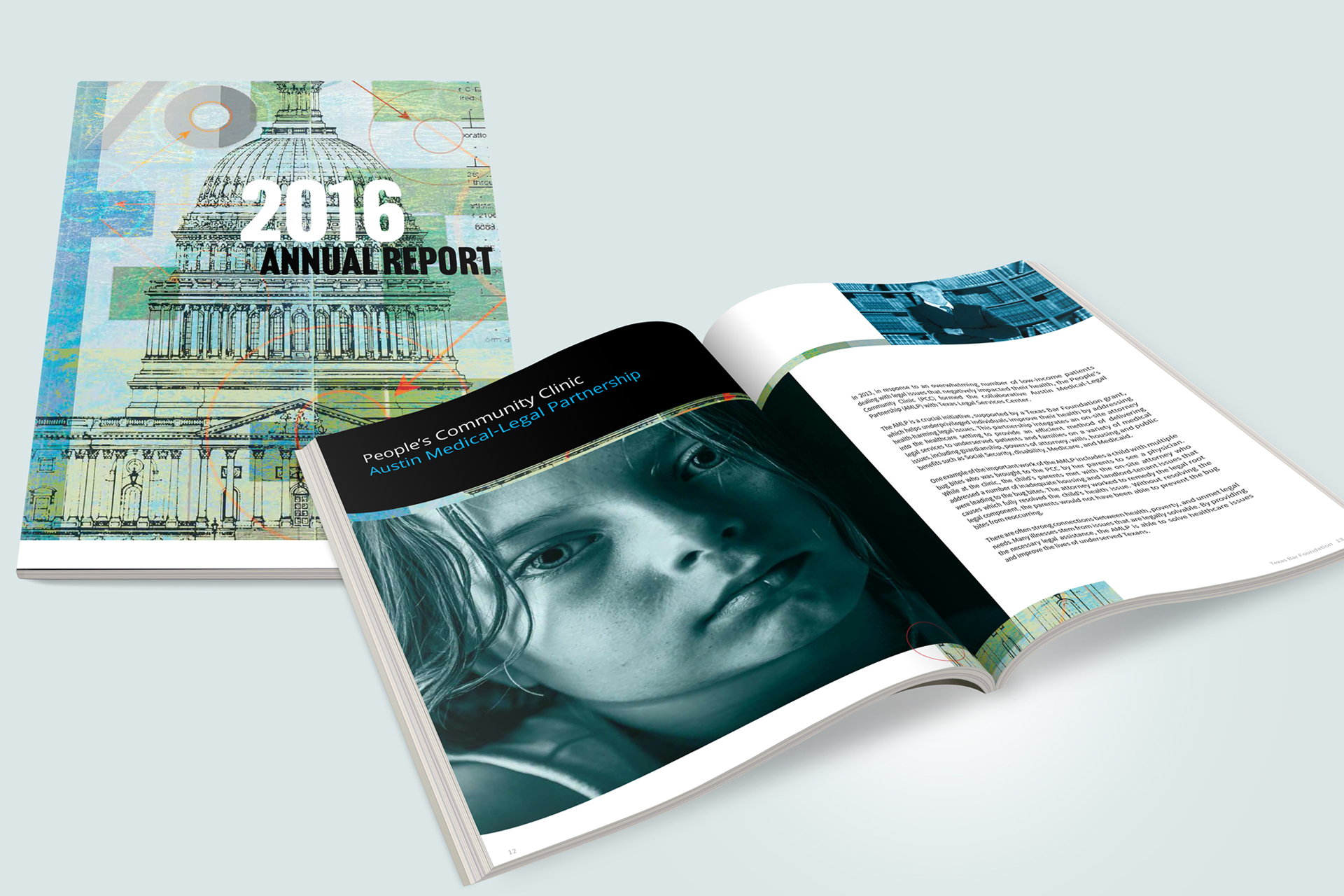 2016 Texas Bar Foundation Annual Report